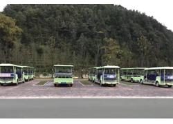 M12H For Scenic Spot Mini Bus