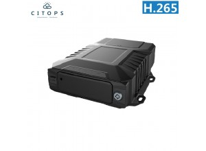 4CH 1080p H.265  HDD mobile dvr