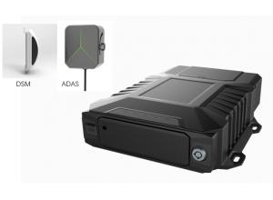 H.265 Compression 6CH ADAS+DSM Vehicle Mobile DVR